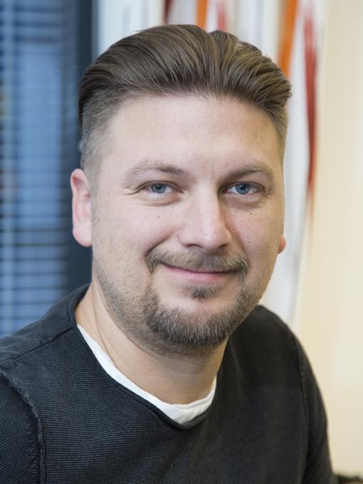 Berglunds Åkeris trafikledare Anders Bryngelsson
