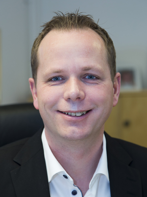 Berglunds Åkeris platschef Johan Broberg